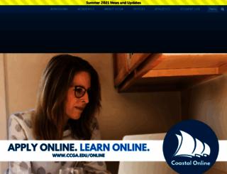 ccga.finalsite.com screenshot