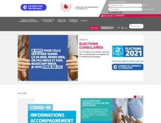 cci21.fr screenshot