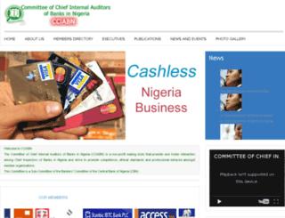 cciabn.org screenshot