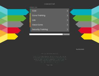 cciecert.net screenshot