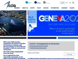 ccig.ch screenshot