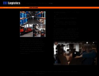 ccilogisticsllc.com screenshot