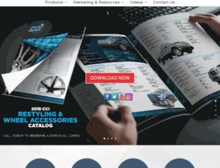 ccitemp.businesscatalyst.com screenshot