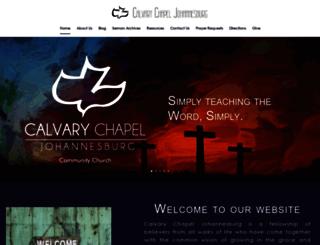 ccjohannesburg.com screenshot