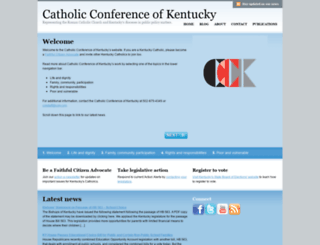 ccky.org screenshot