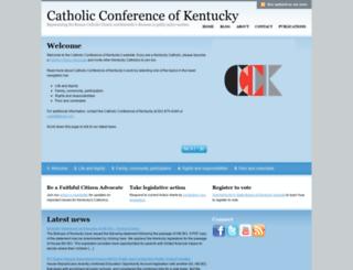 ccky.org screenshot