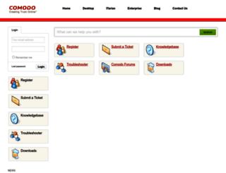 ccloud.com screenshot