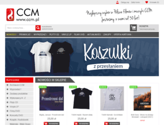 ccm.pl screenshot