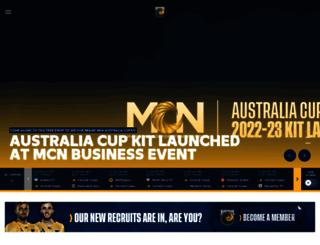 ccmariners.com.au screenshot