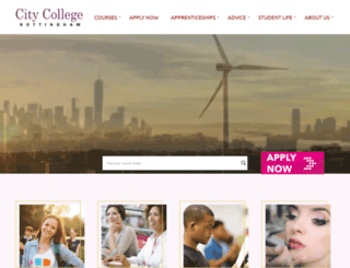 ccn.ac screenshot