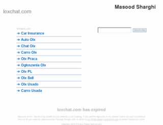 ccn1.loxchat.com screenshot