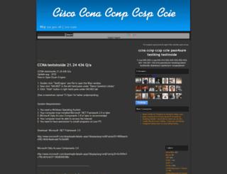 ccna-ccnp-ccsp-ccie.blogspot.ru screenshot