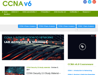 ccna-v5.net screenshot