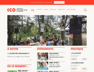 cco-villeurbanne.org screenshot