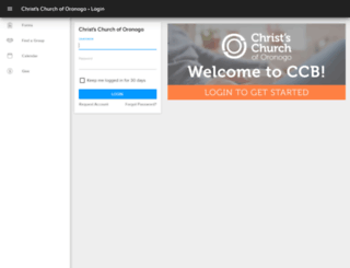 cco.ccbchurch.com screenshot