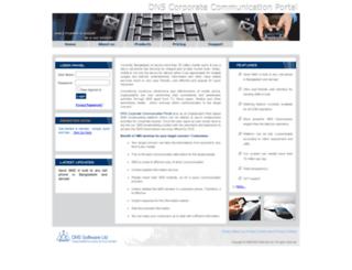 ccp.dsl.com.bd screenshot