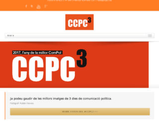 ccpc.cat screenshot