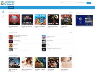 ccpl.freegalmusic.com screenshot