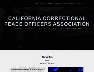 ccpoa.org screenshot