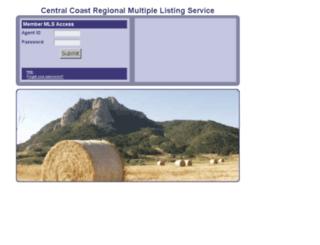 ccrmls.rapmls.com screenshot