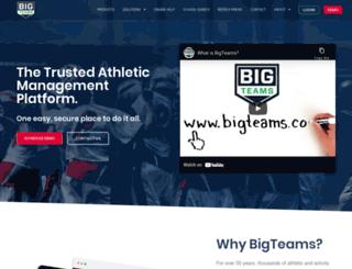 ccscolts.bigteams.com screenshot