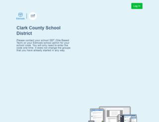ccsd.edmodo.com screenshot