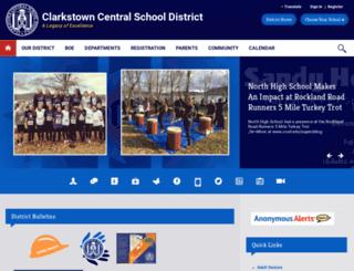 ccsd.edu screenshot