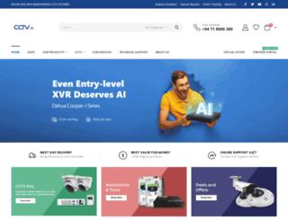 cctv.lk screenshot