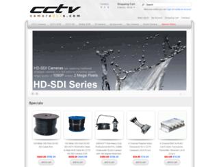 cctvcameradvrs.com screenshot