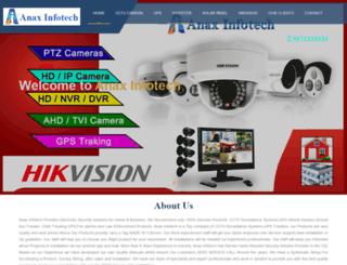cctvonline.co.in screenshot