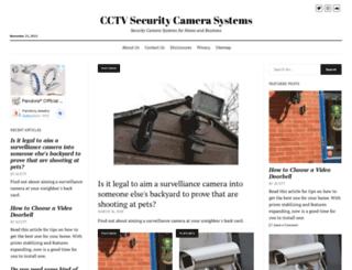 cctvsecuritycamerasystem.net screenshot
