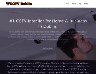 cctvsystem.ie screenshot