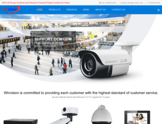 cctvwin.com screenshot