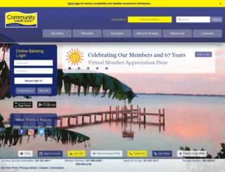 ccuflorida.org screenshot