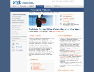 ccuweb.omni-ts.com screenshot