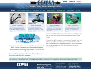 ccwsa.com screenshot