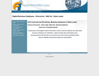 cd-rom-directories.co.uk screenshot