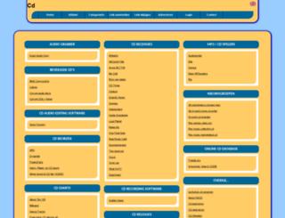cd.allepaginas.nl screenshot