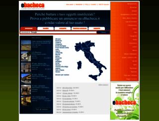 cd.ebacheca.it screenshot
