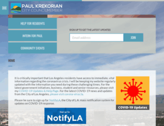cd2.lacity.org screenshot