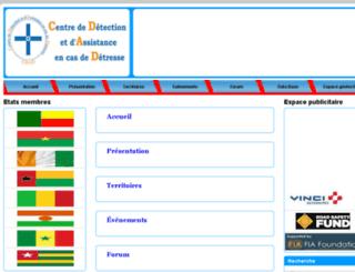 cdad-site.net screenshot