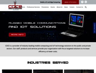 cdce.com screenshot