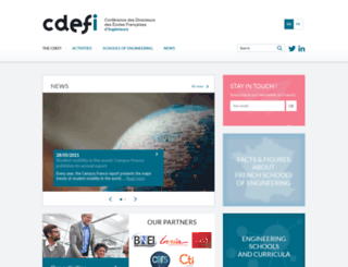 cdefi.fr screenshot