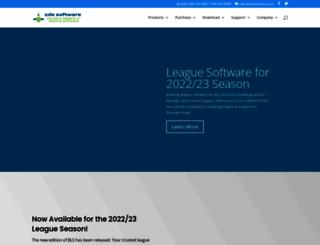 cdesoftware.com screenshot