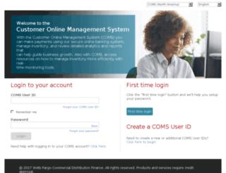 cdfconnect.com screenshot