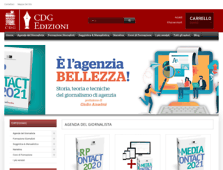 cdgedizioni.it screenshot