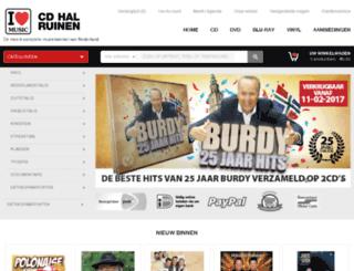 cdhal.com screenshot