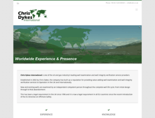 cdint.co.uk screenshot