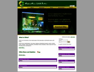 cdizz.com screenshot