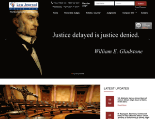 cdjlawjournal.com screenshot